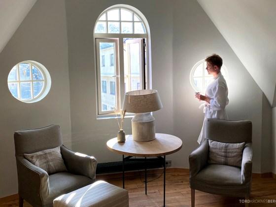 Hotel Brosundet Ålesund Tord Kroknes Berg suite