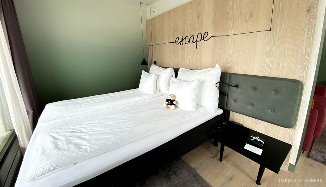 Hotel Norge by Scandic Bergen seng