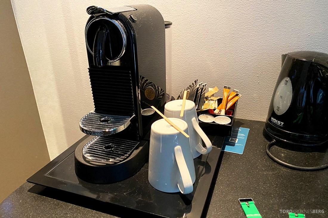 Farris Bad Larvik kaffemaskin