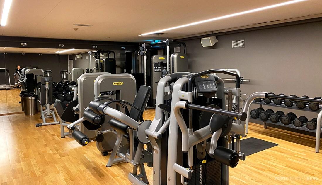 Farris Bad Larvik gym apparater