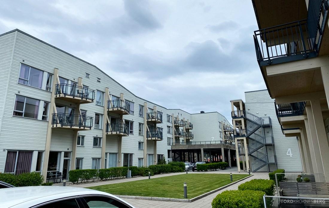 Lindesnes Havhotell leiligheter