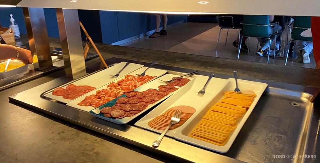 Lindesnes Havhotell frokost pålegg