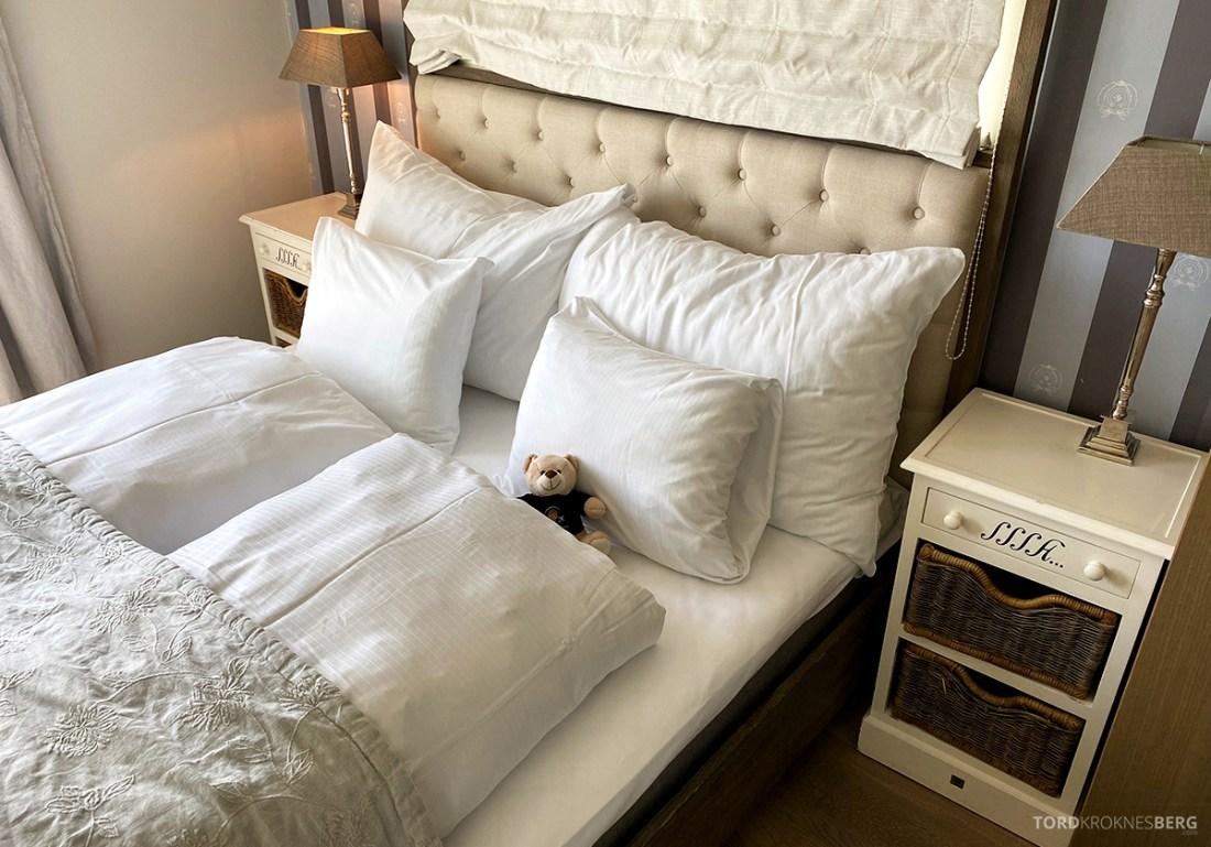 Strand Hotel Fevik seng
