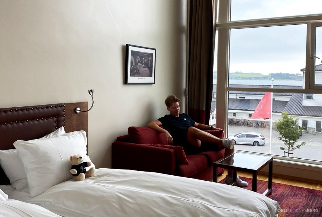 Sola Strand Hotel Stavanger Tord Kroknes Berg værelse