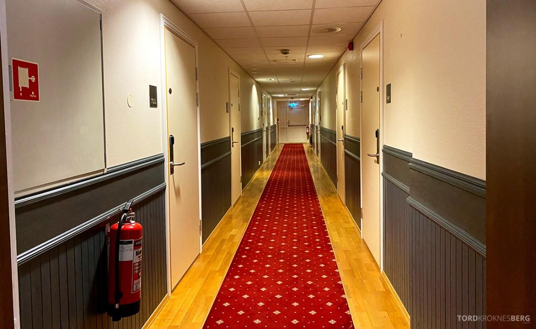 Sola Strand Hotel Stavanger korridor