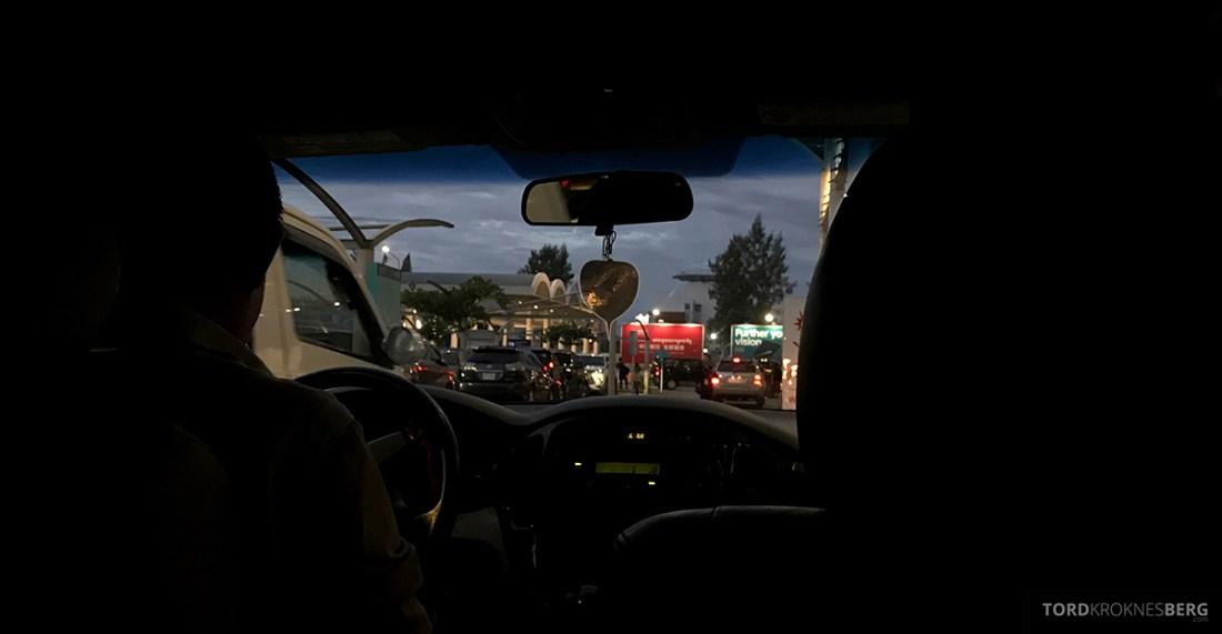 Raffles Hotel Le Royal Phnom Penh drosje