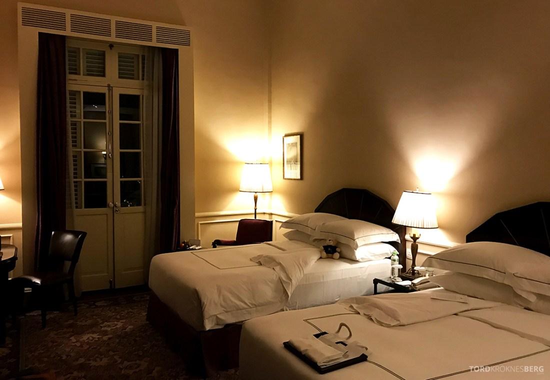 Raffles Hotel Le Royal Phnom Penh værelse