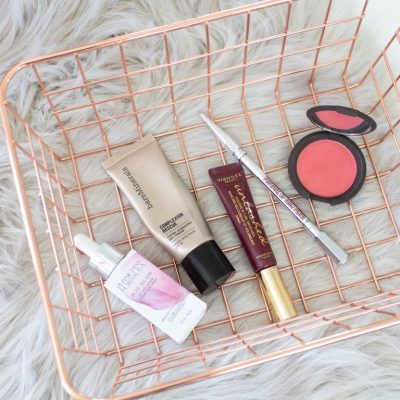 Flawless Face Using 5 Products