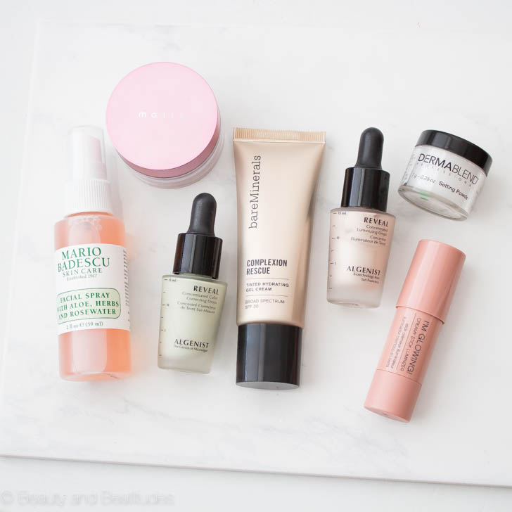 Flawless Winter Foundation Routine