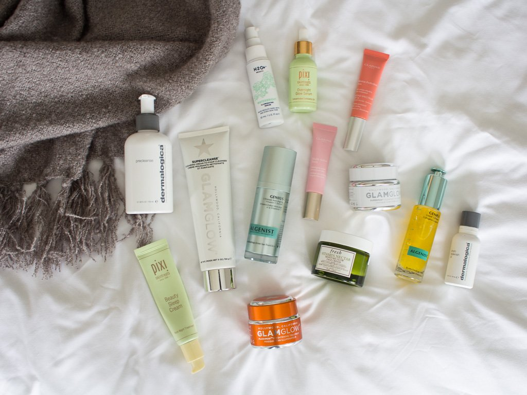 Current Skincare Routine | Fall 2017