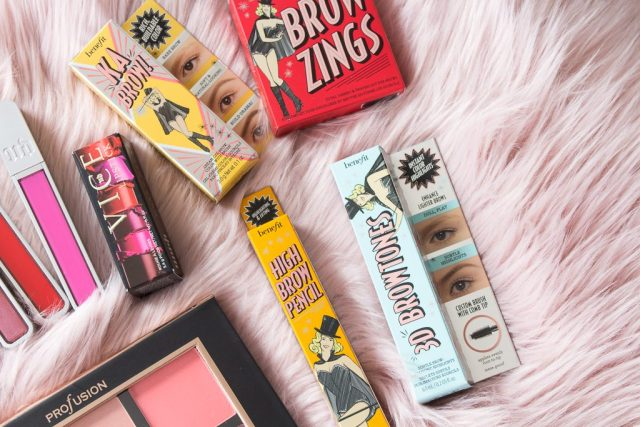Huge Makeup Giveaway | Benefit, Urban Decay +More