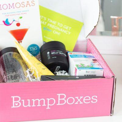 BUMP BOXES UNOPENING