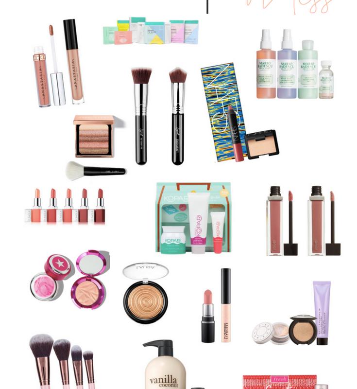 Nordstrom Anniversary Sale 2018 | Beauty Picks Under $35