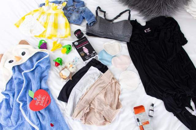 Babbleboxx Pink & Blue Edition   Mom & Baby Essentials