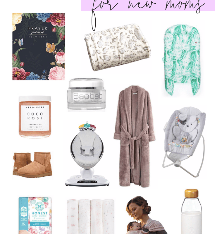 Gift Ideas For New Moms