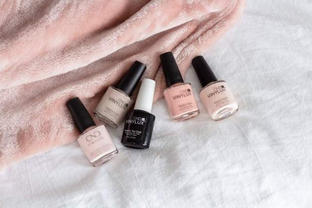 4 Neutral Nail Shades For Fall