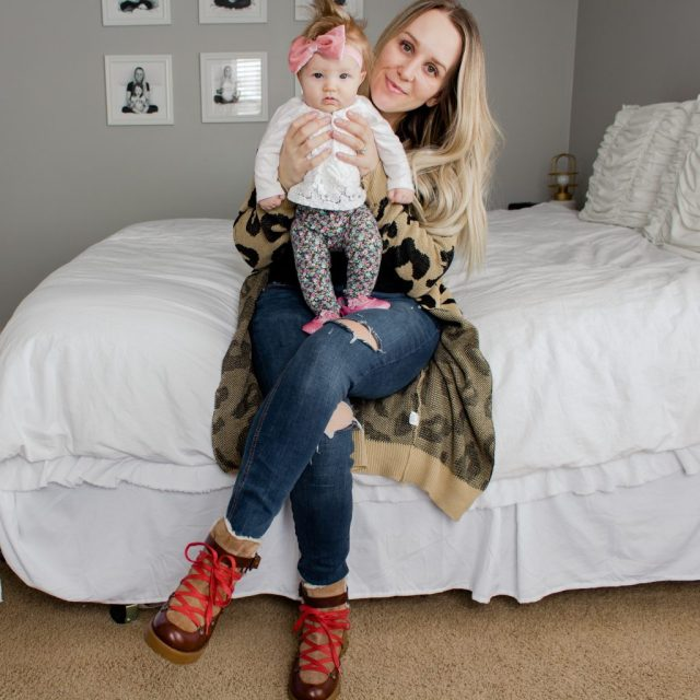 The Best Winter Booties +New Baby Shoes