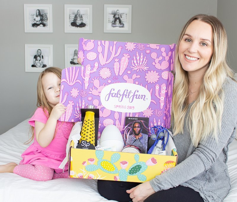 Wellness Wednesday | FabFitFun Spring 2019