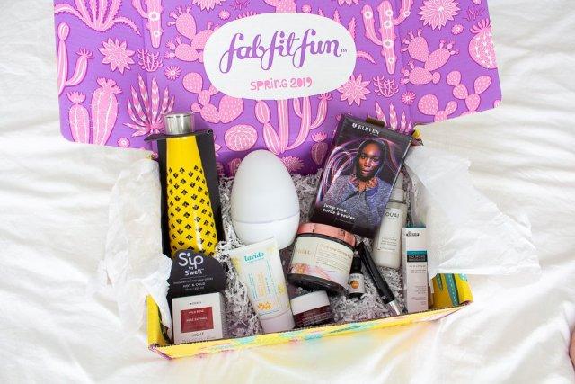Wellness Wednesday | FabFitFun Spring 2019