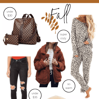 What To Buy For Fall On Amazon