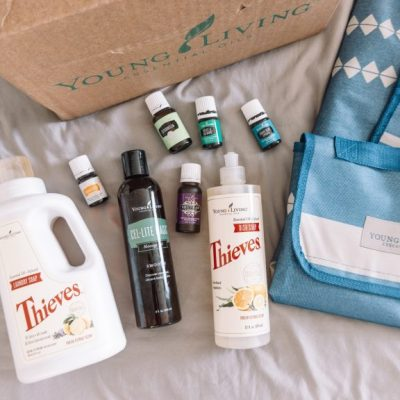 June 2020 Essential Rewards Order Unboxing | Young Living Essential Rewards
