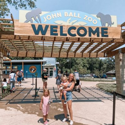 Let's go to the zoo! John Ball Zoo 2020