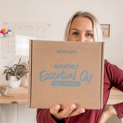 SIMPLY EARTH Essential Oils UNBOXING – Essential Oils Made Simple – A box you MUST TRY