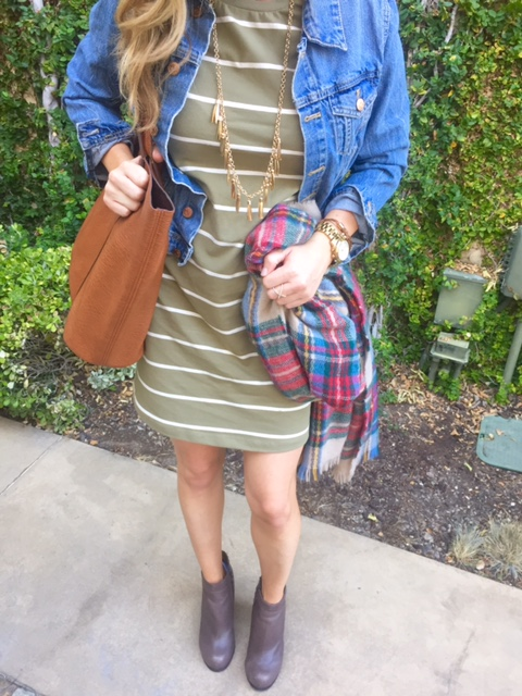 10-12 Green Stripes and Plaid 7