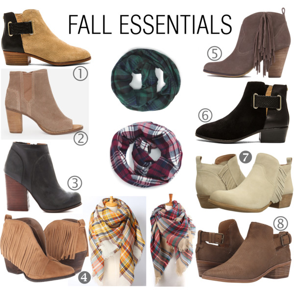 10-20 Booties and Scarves