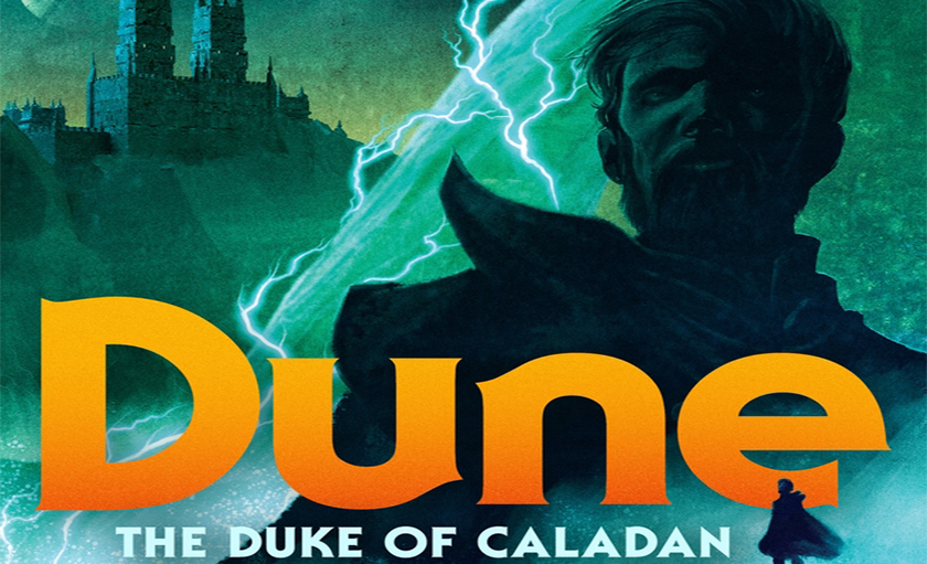 Excerpt: Dune: The Duke of Caladan by Brian Herbert and Kevin J. Anderson