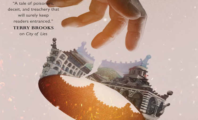 Excerpt: Hollow Empire by Sam Hawke