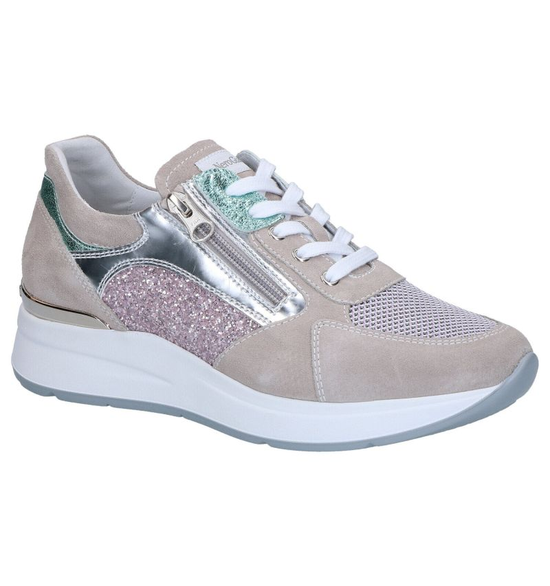 NeroGiardini Taupe Sneakers