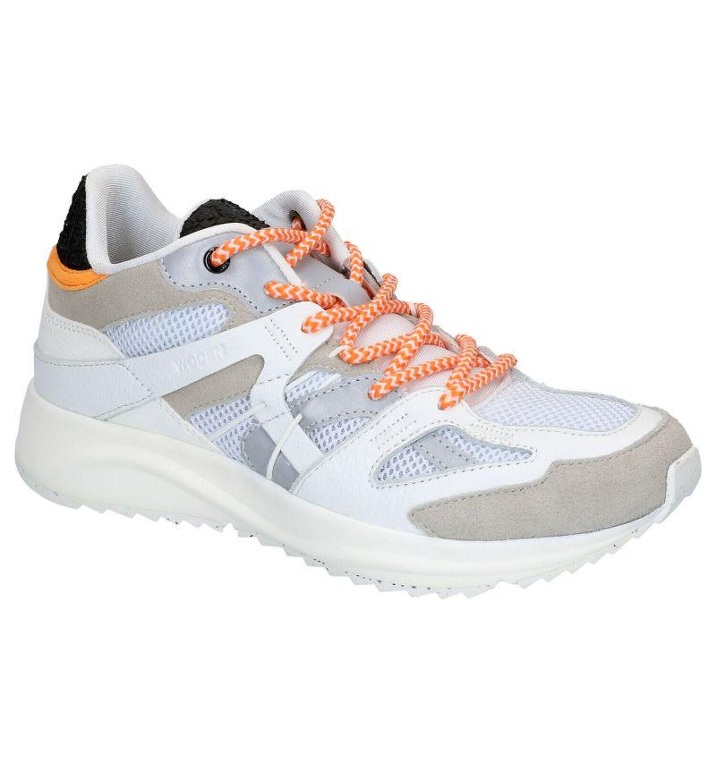 Woden Eve Ecru Sneakers