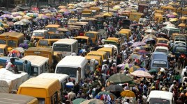 Image result for Lagos escapes top 15 world's worst traffic cities