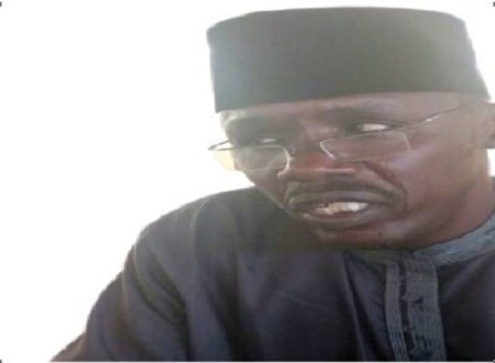 Jos-based clergy, Pastor Kallamu Ali Dikwa