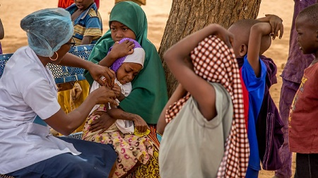 328 Dead from Meningitis Outbreak in Nigeria....Details