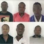 (Photos)A Gang Of 19 Nigerian ATM Robbers Arrested In Sharjah, UAE