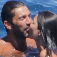 Blowjob Photos of Juventus Goalkeeper, Buffon with Girlfriend Onboard a Yacht During Holiday Go Viral