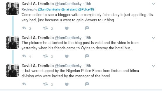 Alleged Yahoo-boy, 'Aboy Life Of Ginjah' Was Not Shot By