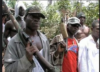 Kidnappers Write to a Lagos School