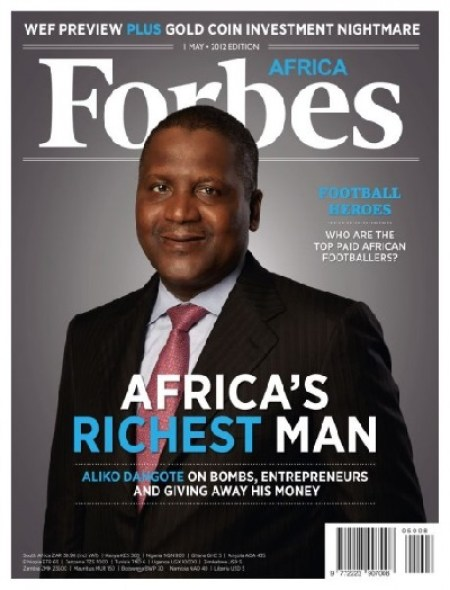 Top 10 African Richest in 2018 and Their Net Worth