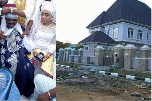 Image result for Why I Built a Multi-million Naira Mansion for My Wife
