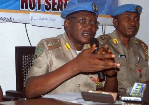 akoh 1 Peace Corps Wins Again as Court Unfreezes Its 24 Bank Accounts