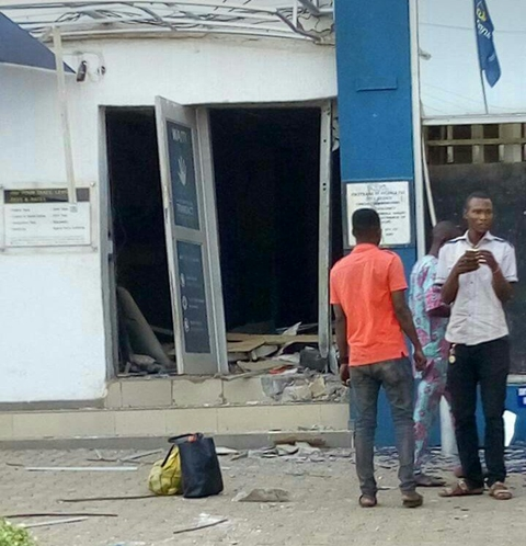 Robbers Attack 5 Banks In Bloodiest Bank Robbery In Kwara Leaving Six Police Dead and so many others killed too