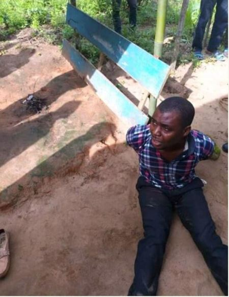 Man Beats His Old Mother to Death In Akwa Ibom Over False Prophecy By Pastor (Photos)
