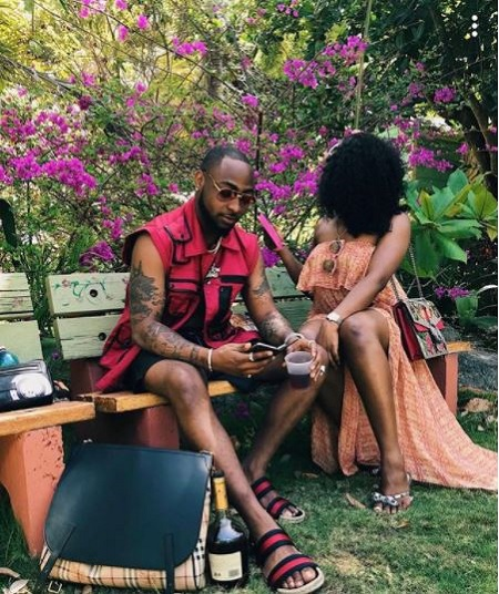 Davido And His Girlfriend, Chioma Spending Some nice Wonderful Time In Barbados (Photos+Video)