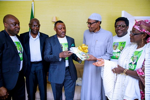 President Buhari Has A Message for Nigerians From London…
