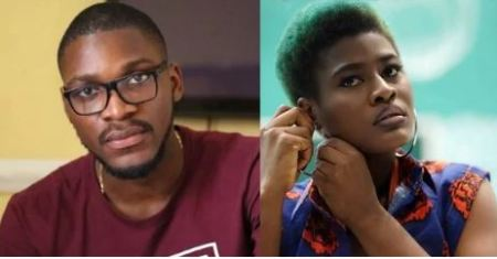 #BBNaija: Rails Alex, Tobi Romance Video