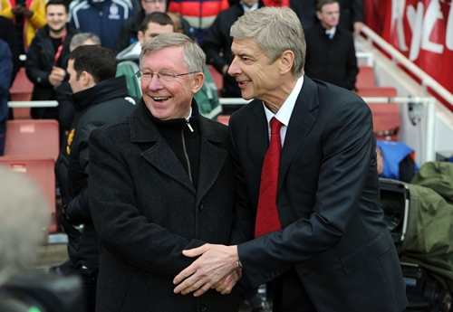 Arsene Wenger Announces His Departure From Arsenal As Alex Ferguson Pays Touching Tribute