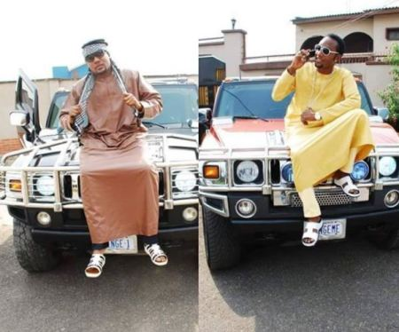 See Flashback Of How E-Money Looked Like Den in 2004 (Photos)